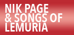Nik Page & Songs Of Lemuria